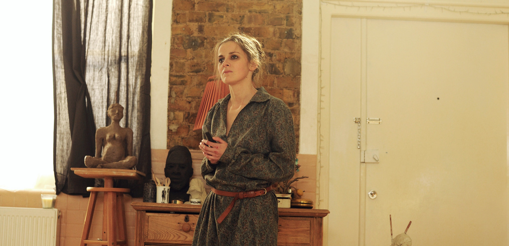 Louise Brealey as Stella in Delicious. Used with permission.)