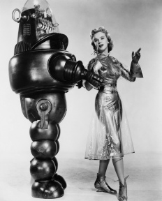 Forbidden Planet: Anne Francis
