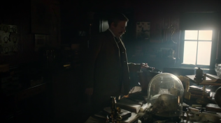 "Sherlock: ""The Abominable Bride"" Martin Freeman (Dr. John Watson)"