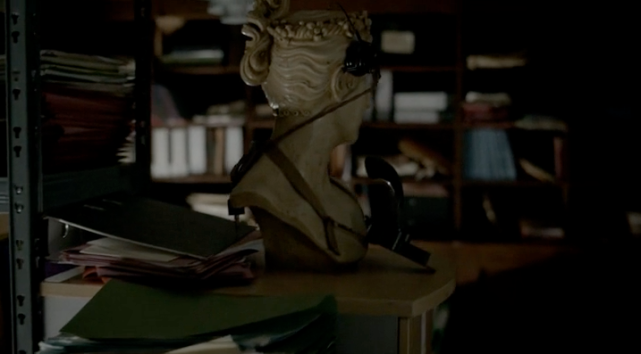 "Sherlock, ""The Empty Hearse"": Magnussen's Mind Palace"